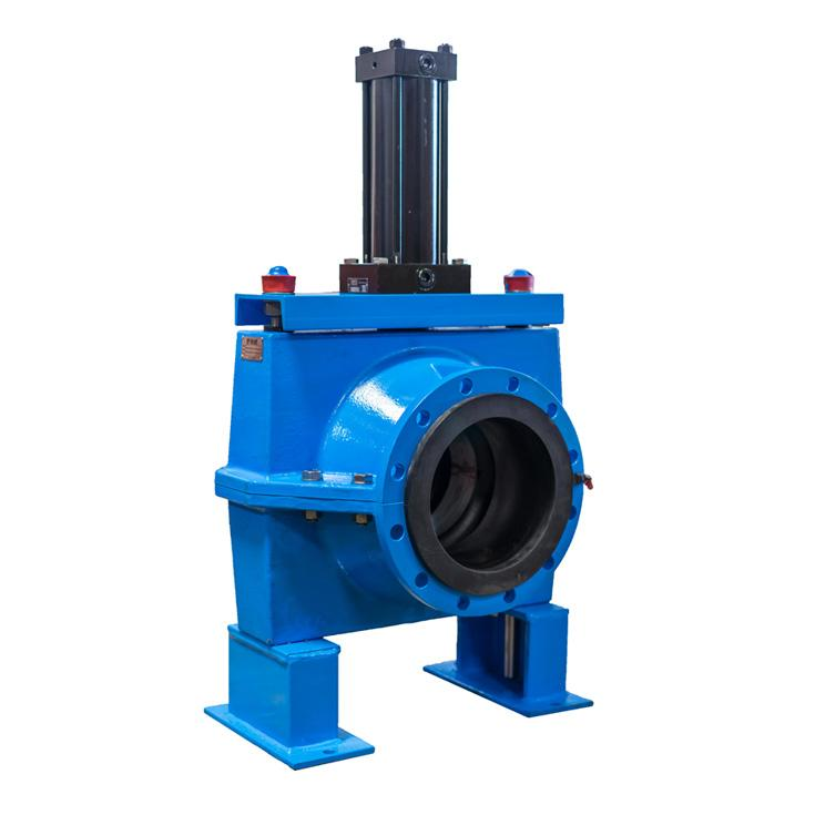 Hydraulic Pinch Valves High Performance Rfvalves