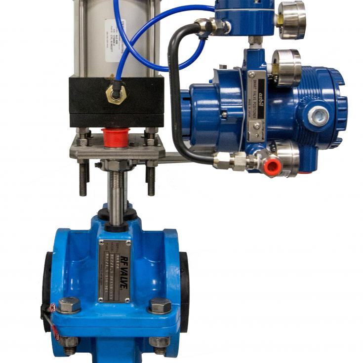 Pneumatic Pinch Valves High Performance Rfvalves